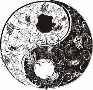 floral-yin-yang